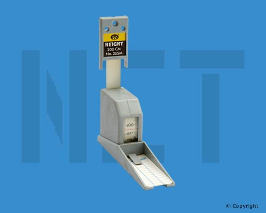 Buy Height Measuring Scale Wall Mounted Ws045 Buy Online