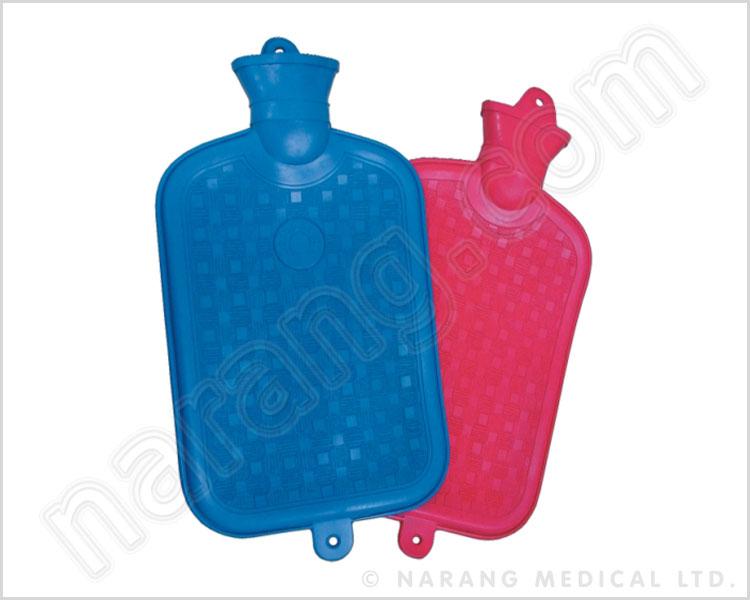 Hot Water Bottle Plain Sz 28x20cm