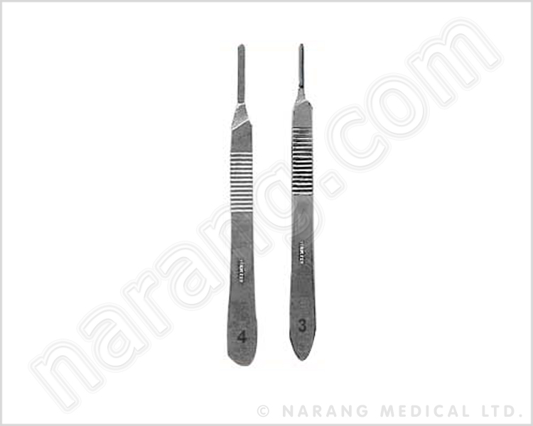 Scalpel Blades And Handles
